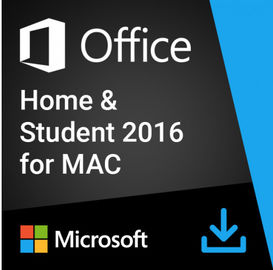 Porcellana Casa di codice chiave di 100% Microsoft Office ed affare genuini 2016 per il mackintosh distributore